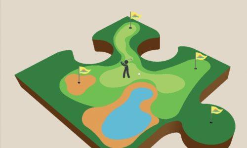 Cartel Torneo Benéfico de Golf